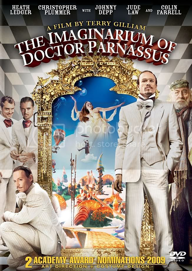 nh Cc Vi Qu - The Imaginarium of Doctor Parnassus (2009)